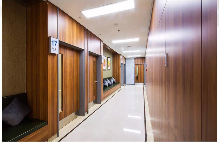 Luxury Hospital Wood - Paneling Furniture