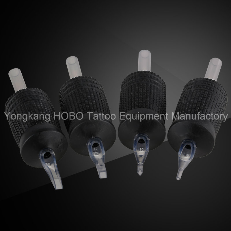 Wholesale Soft Silicone Rubber Disposable Tattoo Grips Supplies 30mm