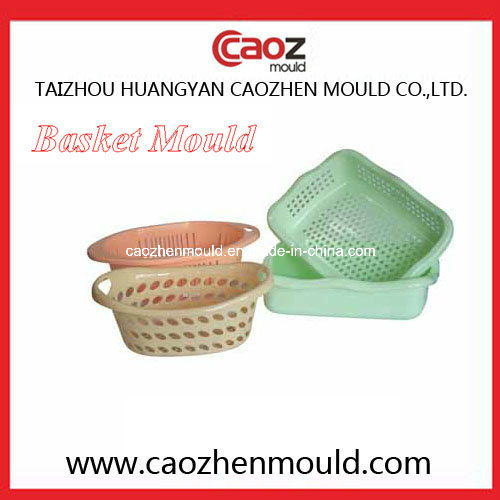Fruit/Drain Basket Mould Manufacture in China