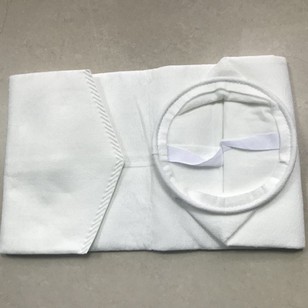 Yc for Hot Water Filtration Liquid Filter Bag PE Pet 120 Degree to 150 Degree Resistance Liquid Filtration Bag