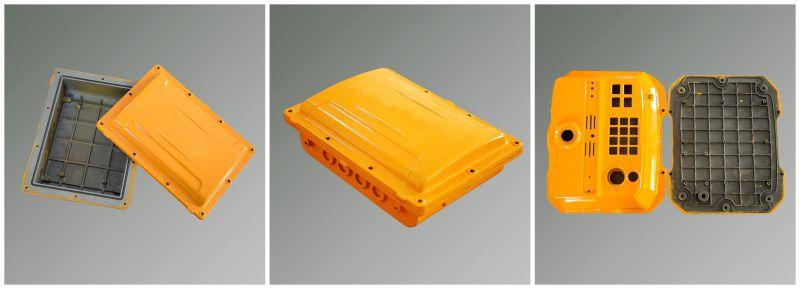 Custom Aluminum Casting Anodized Die Casting Aluminum Box