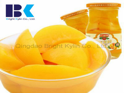 Leisure Canned Yellow Peach in Syrup
