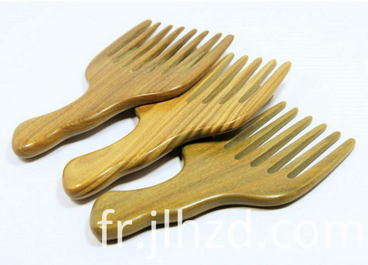 Wide Tooth pick comb