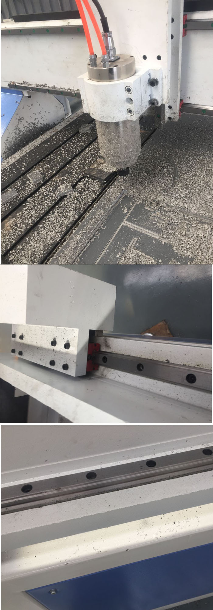 Ck1325 3D Embossment Wood Acrylic Brass Alumnium CNC Router Machine