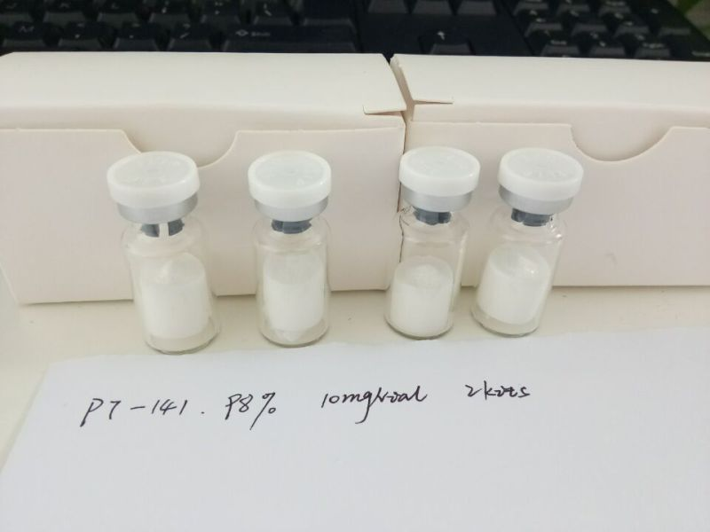 High Quality Somatotropin with GMP Lab Supply (10iu/vial)