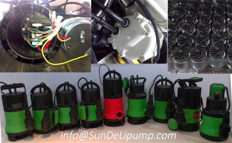 (SDL400C-11) 2016 New Design Long Life Submersible Pump for Clean Water