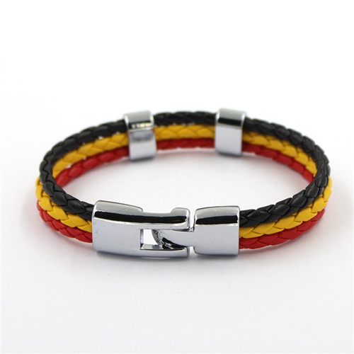 New Design Handmade Bracelet Multilayer Leather Bracelets