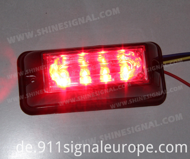 LED Vehicle Auto Truck ATV Motorcycle Ambulance Fire Lighthead