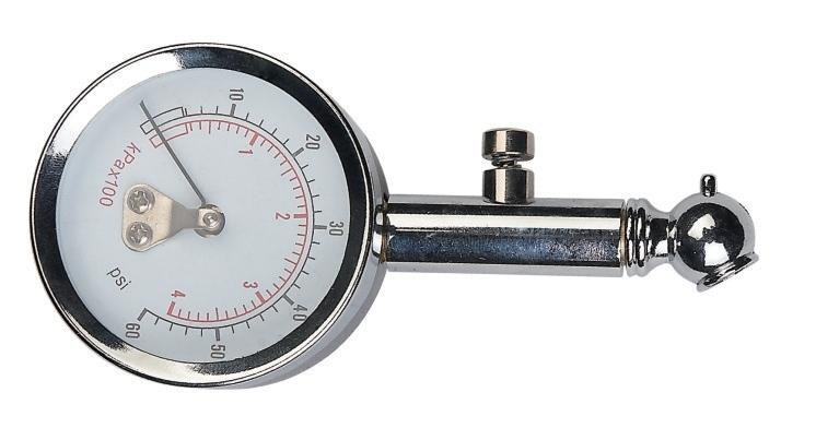 Mini Dial Tire Pressure Gauge
