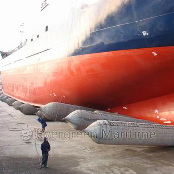 Rubber Marine Airbag for Ship Launching for Dredger, Fishing Boat, Tugboat, Dhow and Inflatable Boat, Ferry