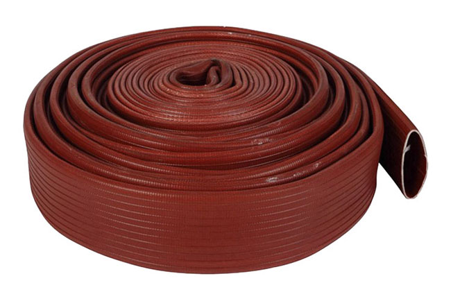 Rubber Layflat Fire Delivery Hose