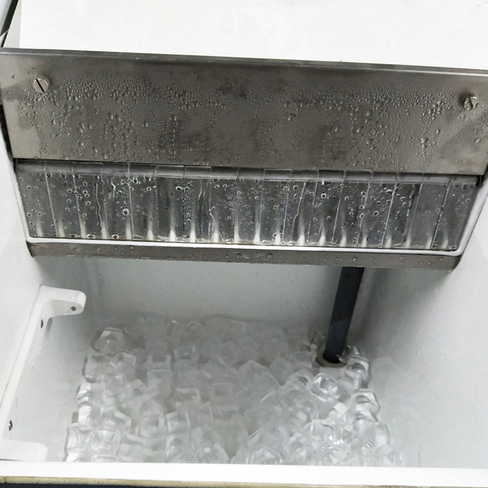 1 Ton/Day Commercial Square Cube Ice Maker for Ice Factory