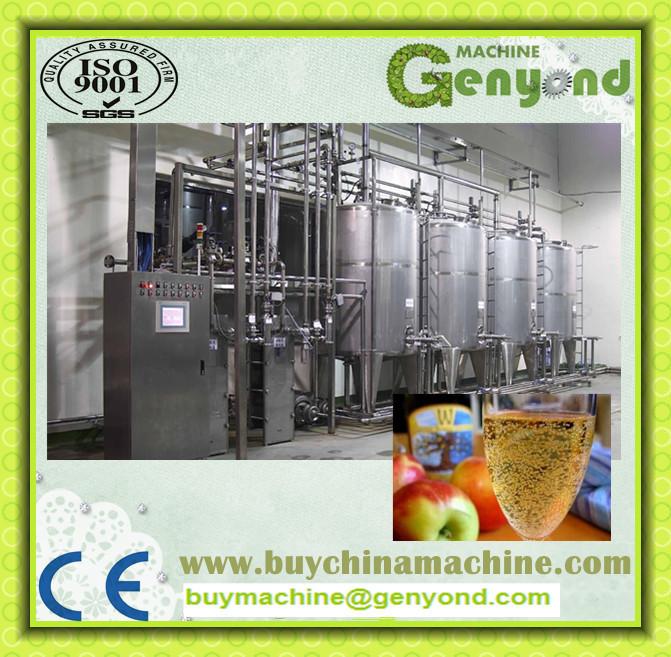 Apple Cider Vinegar Making Machine