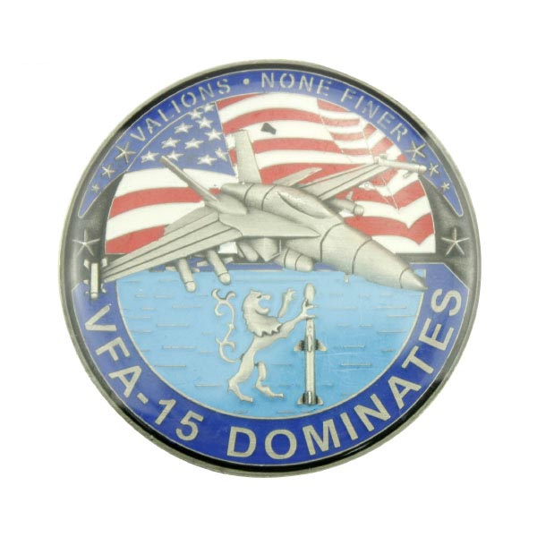 New York Event Promotional Challenge Coin