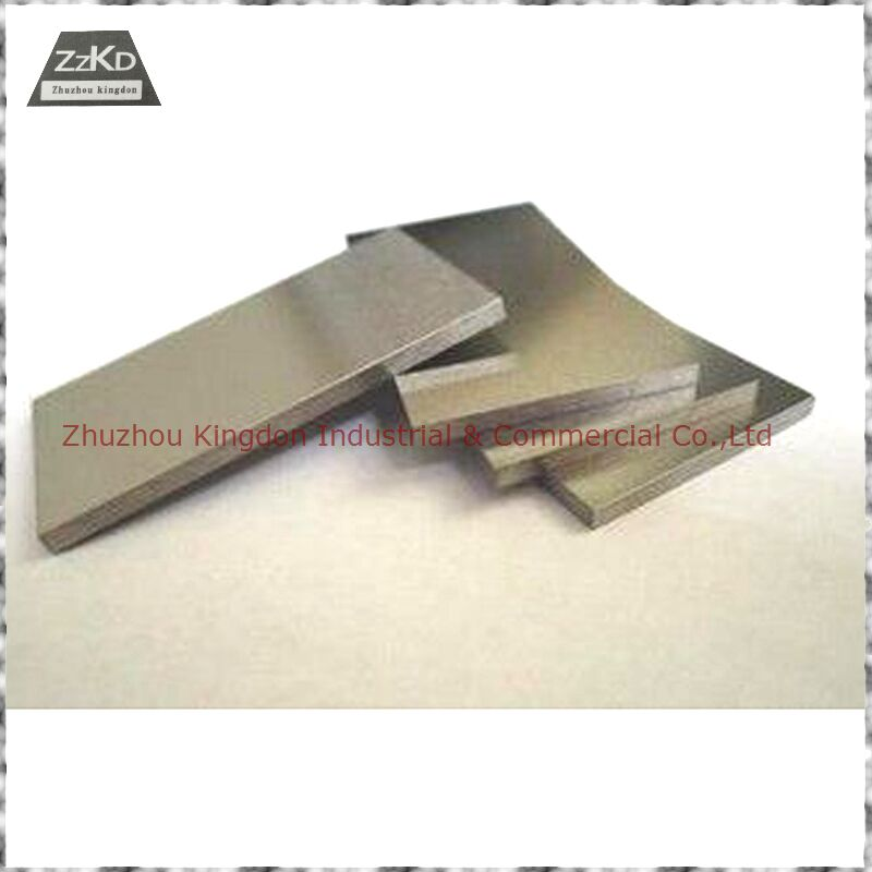 High Temperature Shield-Pure Tungsten Plate