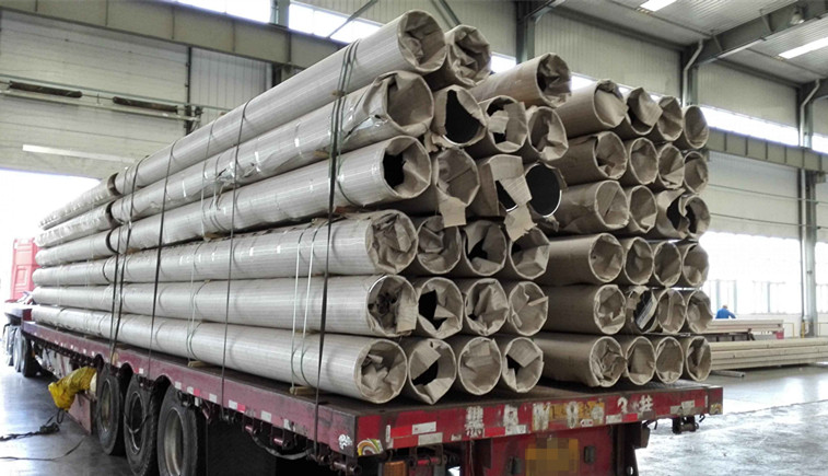 Aluminum Alloy Round Pipe 2A12, Extruded Aluminum Tube