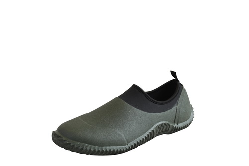 Fashion Blue Neoprene Garden Shoes (80408)