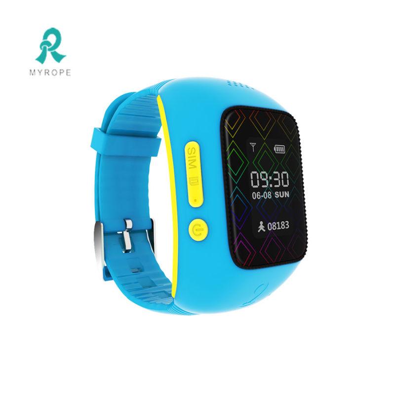 R12 Kids GPS Watch Mini GPS Tracker