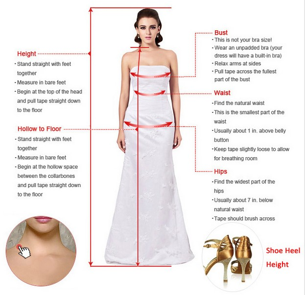 Lace Collar A-Line Evening Dress