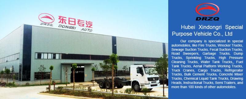16m Isuzu Aerial Work Platform and Hoisting Truck