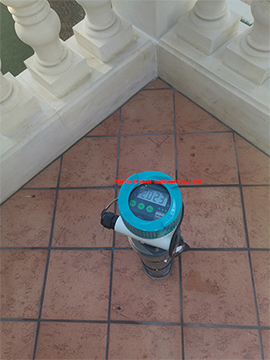 Smart Ultrasonic Fuel Level Meter/ Sensor for Water and Oil Tank