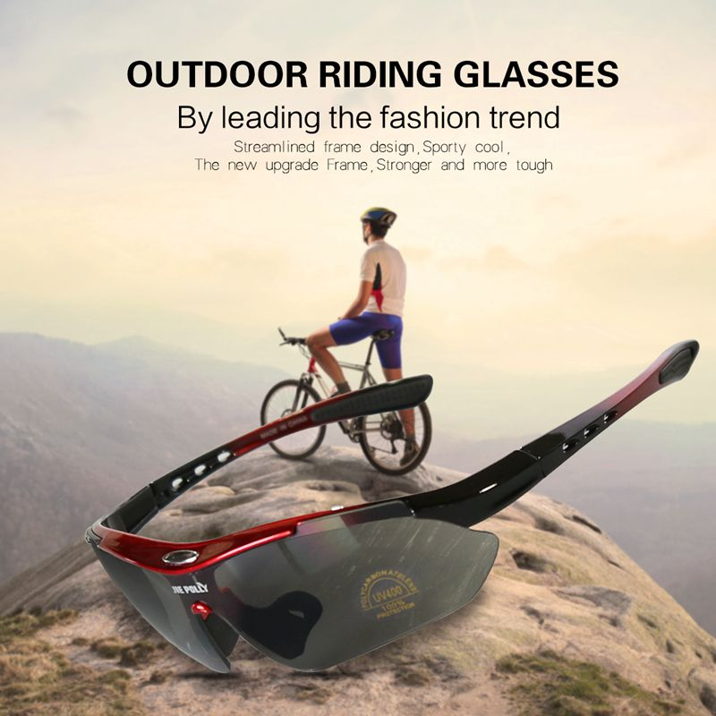Outdoor Sport Cycling Riding Glasses Protective Glasses Fashinable Glasses