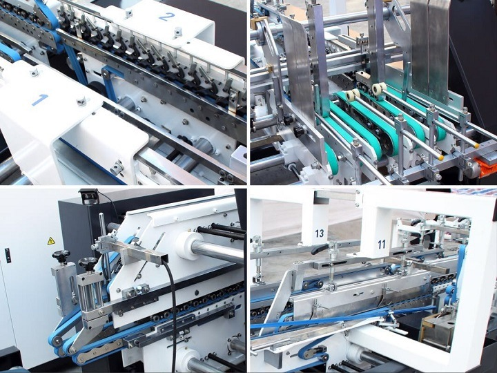 Fully Auto Corrugated Sheet Roll Forming Machine From China (GK-1100GS)