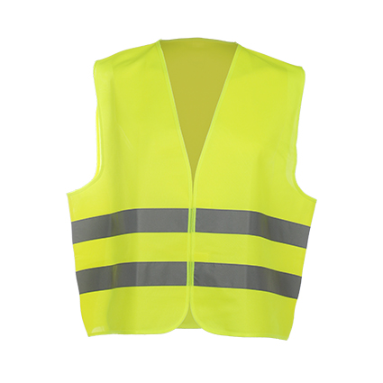 High Visibility Safety Apparel & Vest