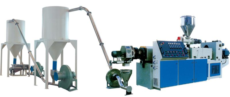 Hot-Cutting Granulator/Pelletizing Machine for PVC Pipe/Profile