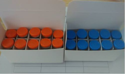 Research Chemical Peptide Powder Ghrp-6 for Weight Loss Lab Supply