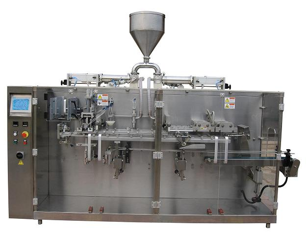 Automatic Stand up Pouch Packing Machine (KP-HG180, KP-HG240, KP-HG330)