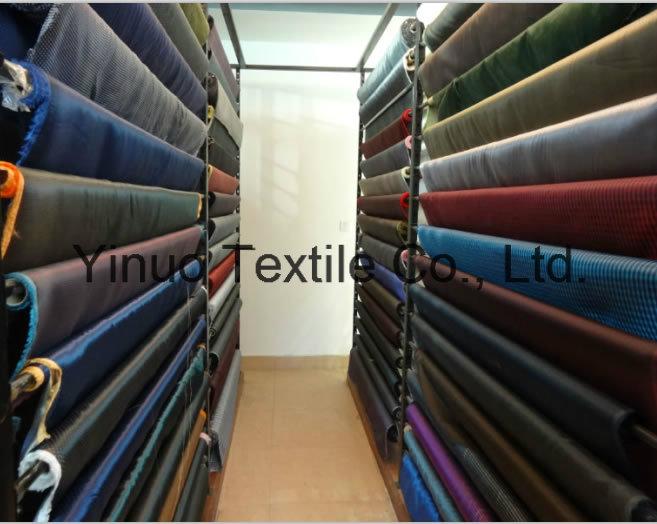 55% Polyester 45% Viscose Jacquard Linining for Suit Jacket Coat Lining