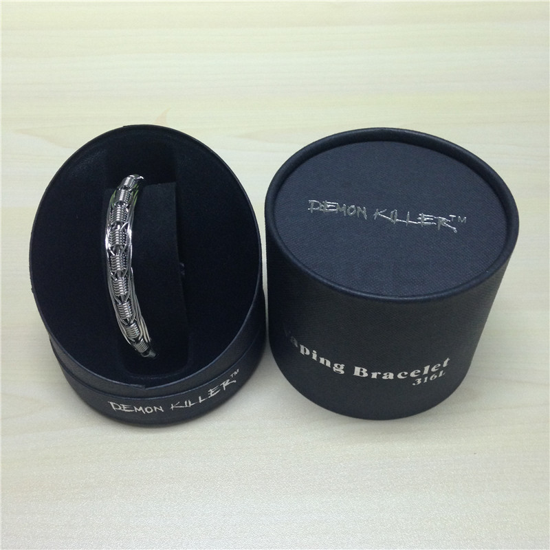 E Cigarette Wire Bracelet Demon Killer Vape Bracelet for Vapers