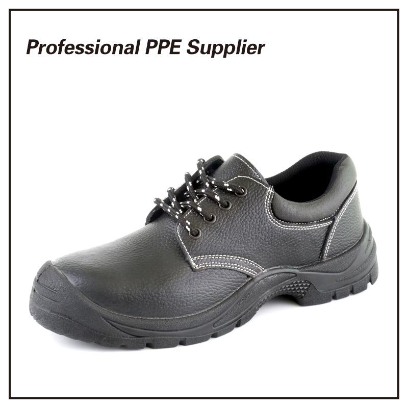 Split Leather Steel Toe Man Work Shoe