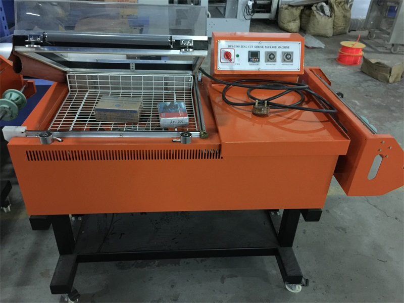 Bfs5540 Sealing Shrinking 2 in 1 Machine