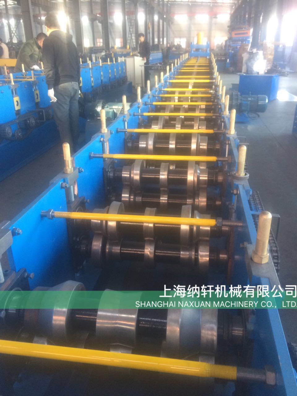 750/260 Special Shape Roll Forming Machine