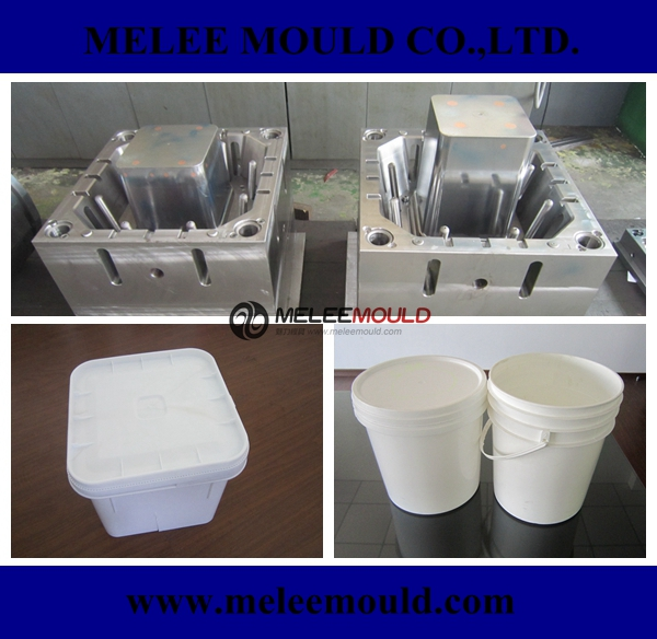 Plastic Mould for Paint Bucket