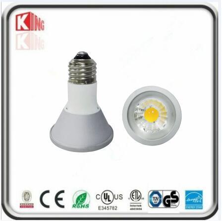 3 Years Warranty High Lumen 7W LED Spotlight PAR20 with ETL