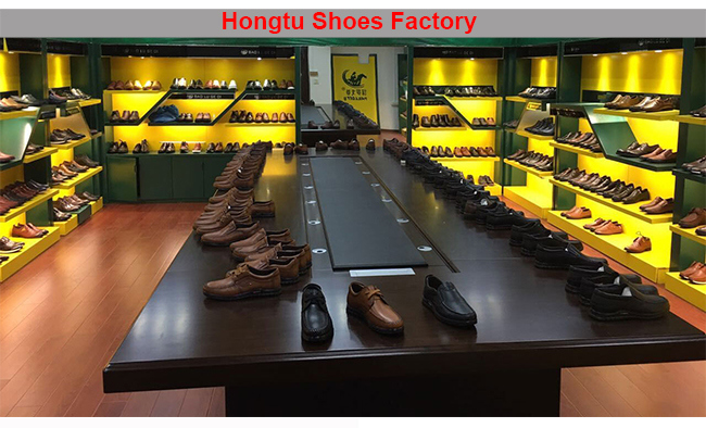 China Shoe Factory Half Boots Winter Boots Men Hot Sale Men Half Brown Fur One Snow Boots