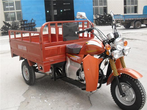 2015 New China Adult Tricycle Motor Cargo Tricycle for Sale