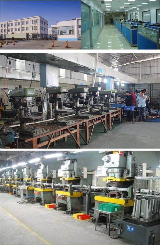 Manufacturer Hot Selling Garment Four Holes Metal Shirt Button