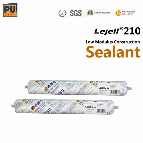 One Component, PU Sealant Lejell 210 for Construction Material (400ml)