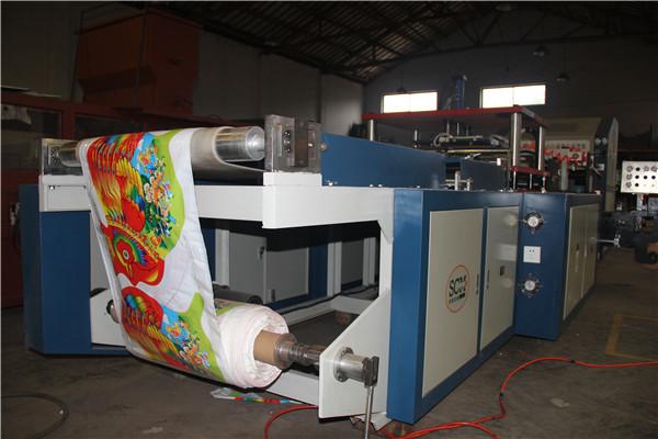 Automatic Nylon Compound Film Balloon Machine