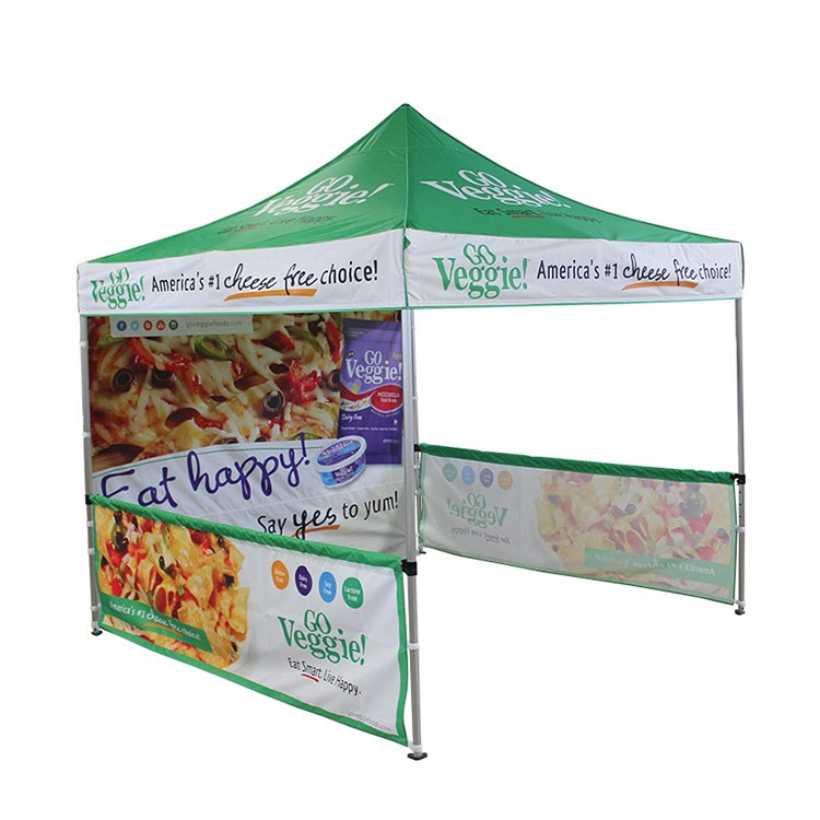 steel frame Ad tent