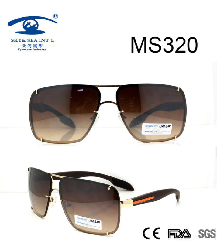 2016 New Arrival Metal Sunglasses (MS320)