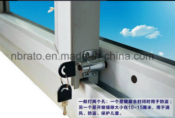 Catch Bolt Pressing Window Lock