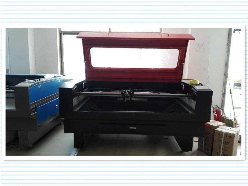 Big Laser Cutting and Embroidery Machine with Good Performance