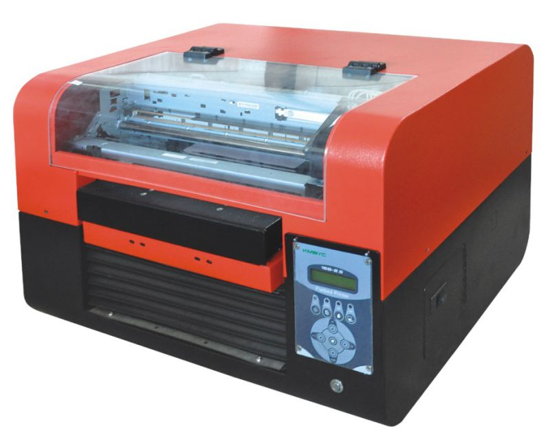 Byh168-3A UV-LED Digital Printer Machine