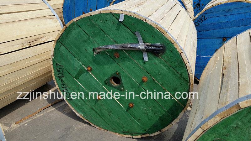 Cable De Aluminio ACSR 3*4AWG Periwinkle