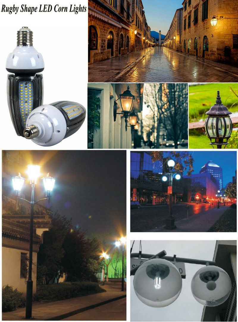Special Offer Outdoor Indoor 50W E27 E40 LED Corn Light